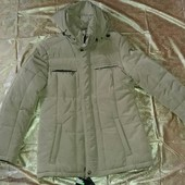 Зимняя мужская курточка 46 размер.