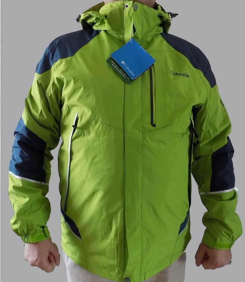 e8c6d38651aa Мужская мембранная куртка columbia titanium 3-в-1, цена 1695 грн ...