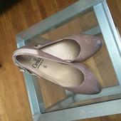 Продам туфли , натуральная кожа
