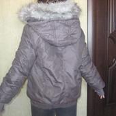 Курточка деми для девочки 140 р X-Mail новая