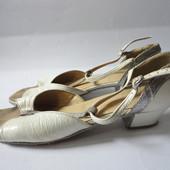 Танцевальные туфли для танцев р.37