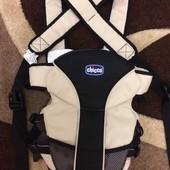 Кенгуру, рюкзак-переноска Chicco Go от 0 (3,5 - 9 кг)