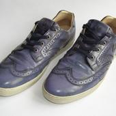 Модные кроссовки - броги Le Coq Sportif, р.44– 28см.