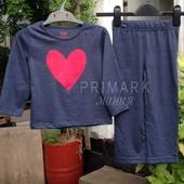 Sale. Пижама для девочки (98, 116 см) Primark. Читать описание!