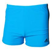 М Adidas,Оригинал! Голубые плавки плавки шорты