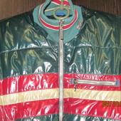 Куртка зимняя демисезонная яркая Sarahanda размер М, на рост 170