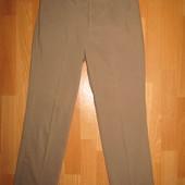 укороченные брюки р-р М,стрейч Мехх