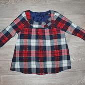 Рубашка туника George 1,5-2 года