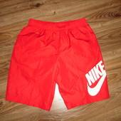 Шорты Nike, оригинал, размер М  подкладка-сеточка
