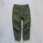 Стильные тонкие джинсы для мальчика. Размер 1.5 года. Состояние: новой вещи