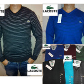 Шикарные свитера Lacoste,Tommy Hilfiger, Ralph Lauren
