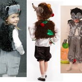 Прокат, продаж костюм їжак, їжачок, ежик, їжачиха, ежиха - Позняки
