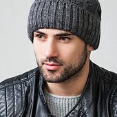 Вязаная шапка-колпак Grage UniX - 6 цветов