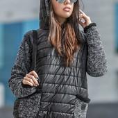 """Стильная женская  куртка-анорак """"Панна"""""""