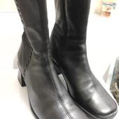 Кожаные ботинки Германия 39р