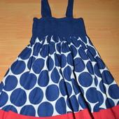 Легенькое платье на лето