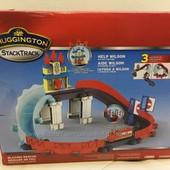 Игровой набор Спасение от пожара с паровозиком Вилсон Чаггингтон
