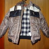 Детская курточка, Brums, новая, на 12-24 мес.,Италия, демисезонная, еврозима
