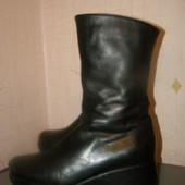 Зимние ботинки полусапожки Kelton Италия 37р., стелька 23,5 см