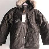 Куртка зимняя на холлофайбере Венгрия