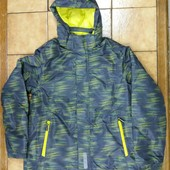 стильна лижна куртка Crivit 134-140 158-164  пікселі