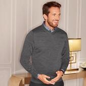 Шерстяной вязаный свитер от ТСМ (германия) , размер 50(Л)