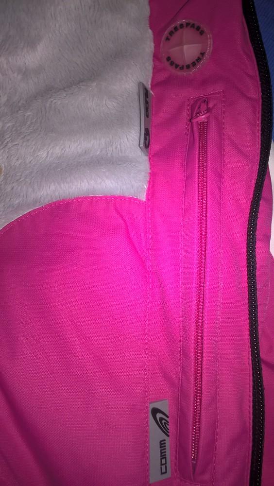Лыжная, мембранная куртка trespass tres-tex , супер вещь. фото №10