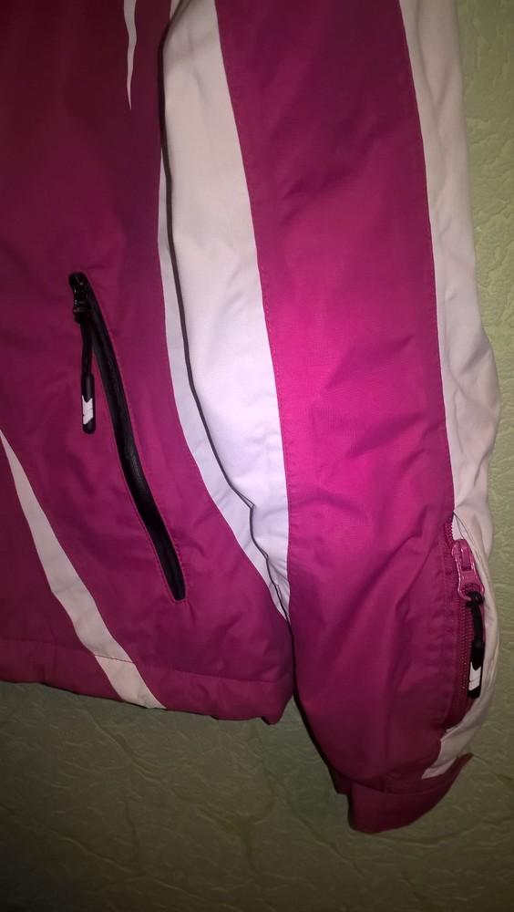 Лыжная, мембранная куртка trespass tres-tex , супер вещь. фото №4