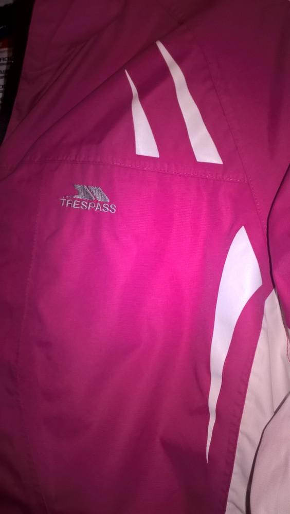 Лыжная, мембранная куртка trespass tres-tex , супер вещь. фото №5