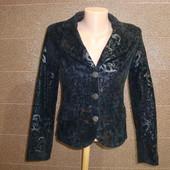 Черный женский пиджак DDCS