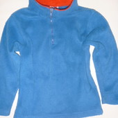 свитер кофта толстовка флисовая на 5-6 лет