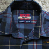 Фирменная рубашка Into.Оригинал.