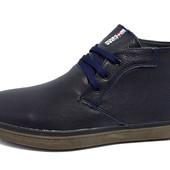 Зимние ботинки Hilfiger denim cp-2 blue