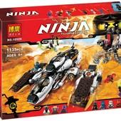 Конструктор Bela Ninja 10529 ниндзяго ниндзя  Ультра стелс рейдер бела