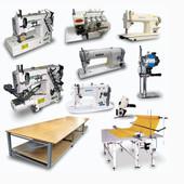 Промышленные машинки