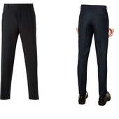 Классические офисные брюки Zara Man