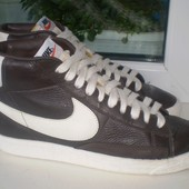 кроссовки ботинки  Nike р.43 (9.5),27.5 - 28 Кожа