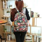 3-28 Молодежный рюкзак Школьный рюкзак городской Стильный / Вместительный / женский рюкзак / детский