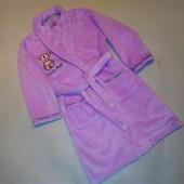 Плюшевый халат Teddy Bear 5-6 лет
