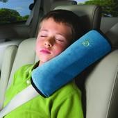 Детская подушка на ремень безопасности