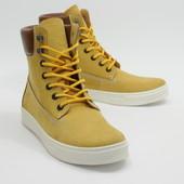 Мужские Демисезонные Ботинки Y-3