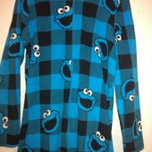 Пижама флисовая,женская,размер 42-44