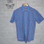 рубашка кор. рукав TCM Tchibo 39-40 p.