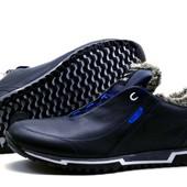 Кроссовки зимние Nike ACG, р. 40-45, нат. кожа на меху, код kv-3951