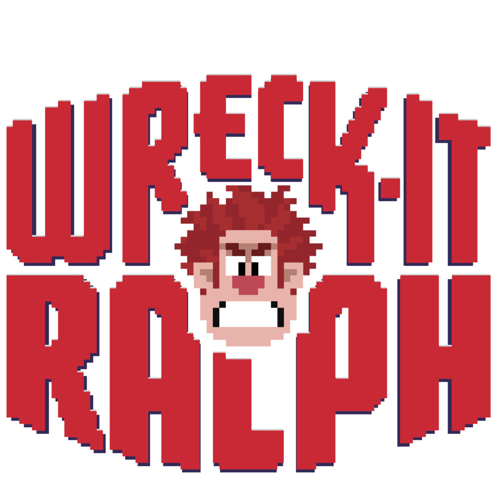 Фигурки героев мультфильма ральф - wreck-it ralph студии disney от thinkway сша фото №6