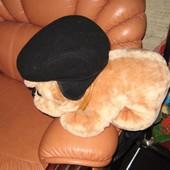 Кепка зимняя с ушами кашемир Недорого