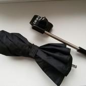 Крутой черный зонт на коляску от Red Kite
