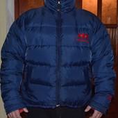 Двусторонний пуховик,куртка Helly hansen.Размер XL.Оригинал.