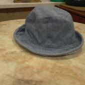 Панамка женская джинсовая  размер 56