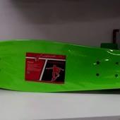 Скейт- пенни,66-18,5см,алюм.подвеска,колесаПУ,